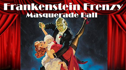 Frankenstein Frenzy Masquerade Ball